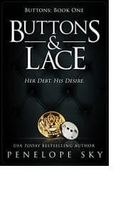 Buttons & Lace by Penelope Sky