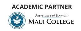 Academic Partner logo - University of Hawai'i Maui College