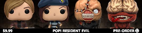 POP! RESIDENT EVIL