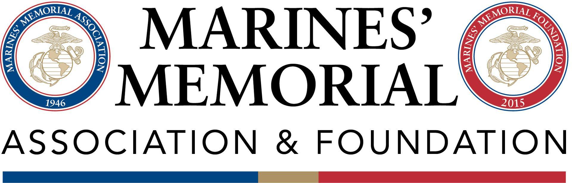 Marines' Memorial Logo