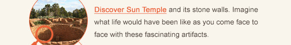 DISCOVER SUN TEMPLE
