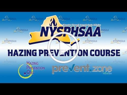 Hazing Prevention Course Preview