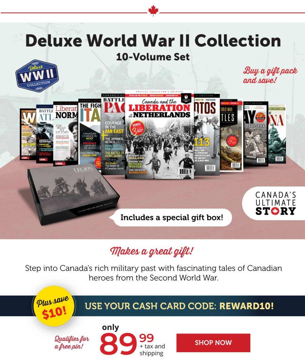 Second world war collection