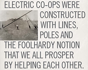 Electric co-ops quote