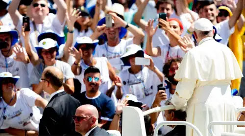 ¿Hacemos el bien o el mal a los demás?, pregunta el Papa invitando a renunciar al mal