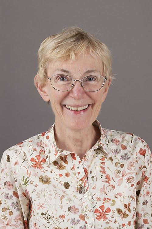 Mary Ballard, Senior Textiles Conservator