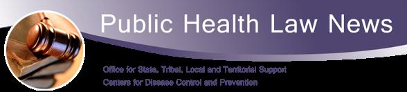 Public Health Law Banner