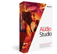 Save up to 30% off sound forge editing products at SonyCreativeSoftware.com