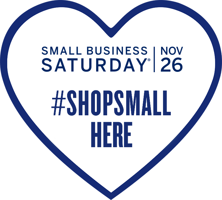 Small Business Saturday is on November 26th - shopsmall!