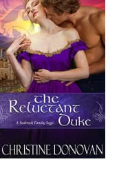 The Reluctant Duke by Christine Donovan