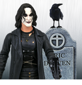 The Crow Deluxe Figure