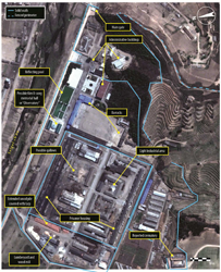 Political Prison Camp No. 25, Chongjin, North Hamgyong Province Analysis courtesy of the U.S. Committee for Human Rightsin Nor