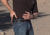 Holster Carry Positions: Angle and Placement