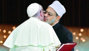 Robert Spencer in FrontPage: The Grand Sheikh Francis of al-Vatican