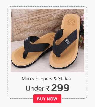 Men's Slippers & Slides