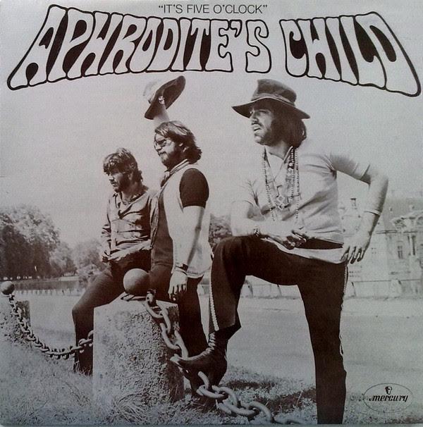 Aphrodite's Child – It's Five O'Clock (1969)