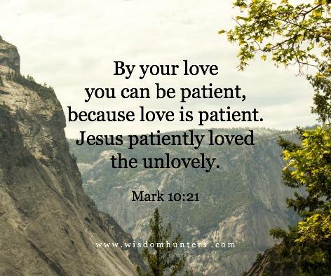 Patient Love