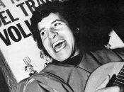 El cantante chileno fue torturado y asesinado por agentes del Estado chileno el 16 de septiembre de 1973.