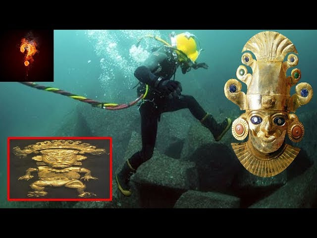 Lost City Of Atlantis Hidden Under Lake Titicaca?  Sddefault