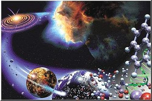 Fig 3 Comet Falls on Earth
