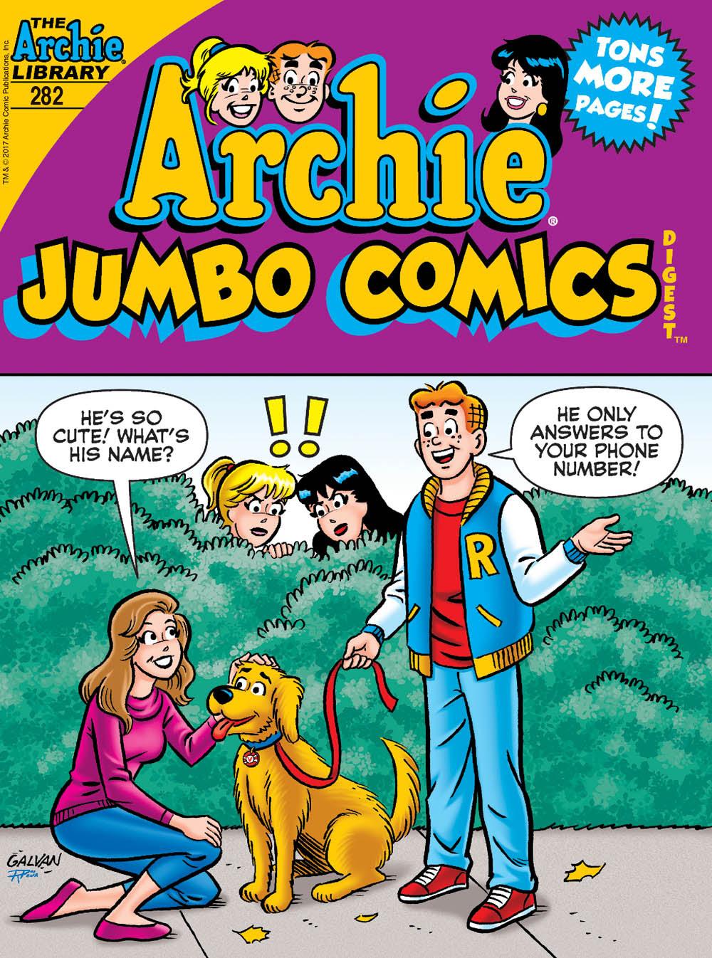 Archie Jumbo 282