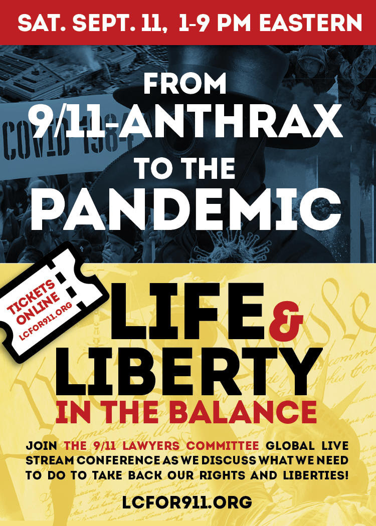 From 9/11 Anthrax to the                                        Pandemic