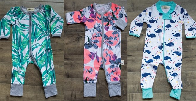 HOT!! PJs for Baby + Kids...