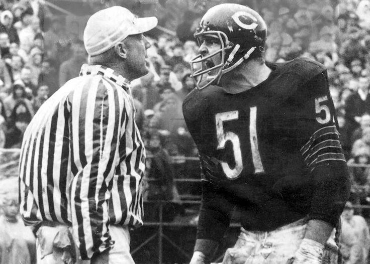 Dick Butkus, Chicago Bears