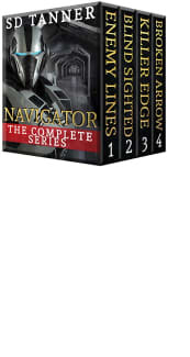 Navigator: The Complete Series by SD Tanner