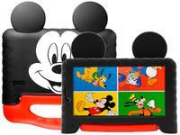 Tablet Infantil Multilaser Mickey Plus com Capa