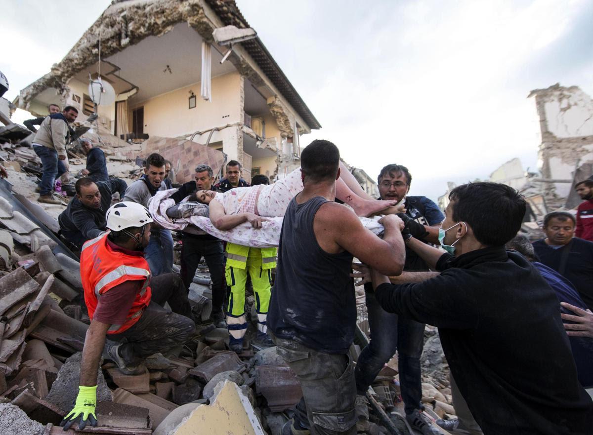 5c0b6eb280ca4f60b789519cf723df34 5c0b6eb280ca4f60b789519cf723df34 0 7301 - A 6.2 earthquake rattles Italy