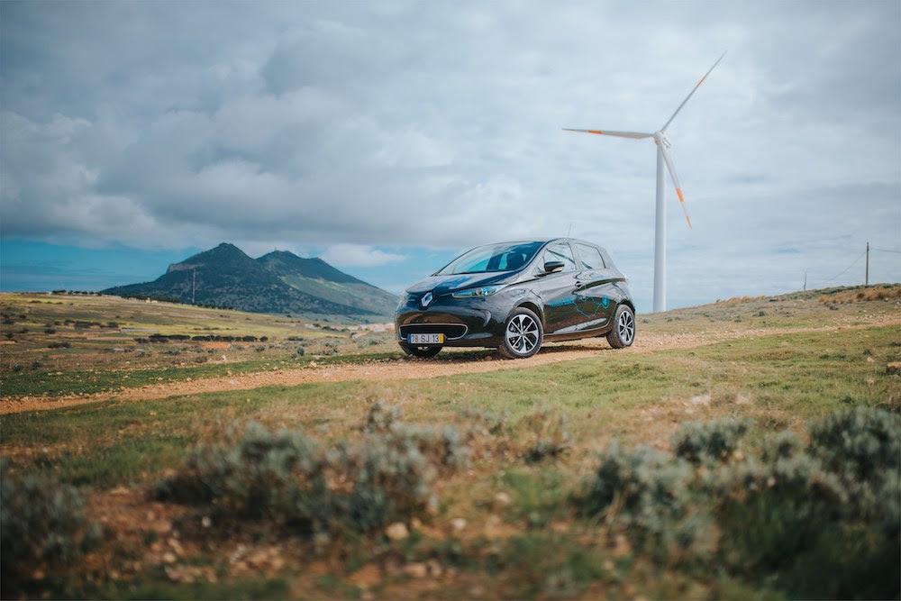 Renault เปิดตัว smart island ทดลองใช้รถยนต์ไฟฟ้าและพลังงานสะอาดบนเกาะ Porto Santo