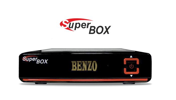 Superbox Benzo HD By Aztuto.fw  - SUPERBOX BENZO NOVA ATUALIZAÇÃO V1.042 87W ON - 04/07/2017