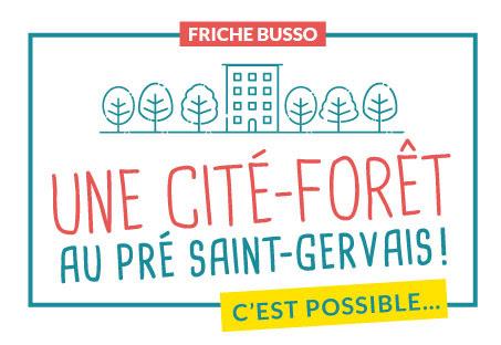 Une Cité-Forêt au Pré !