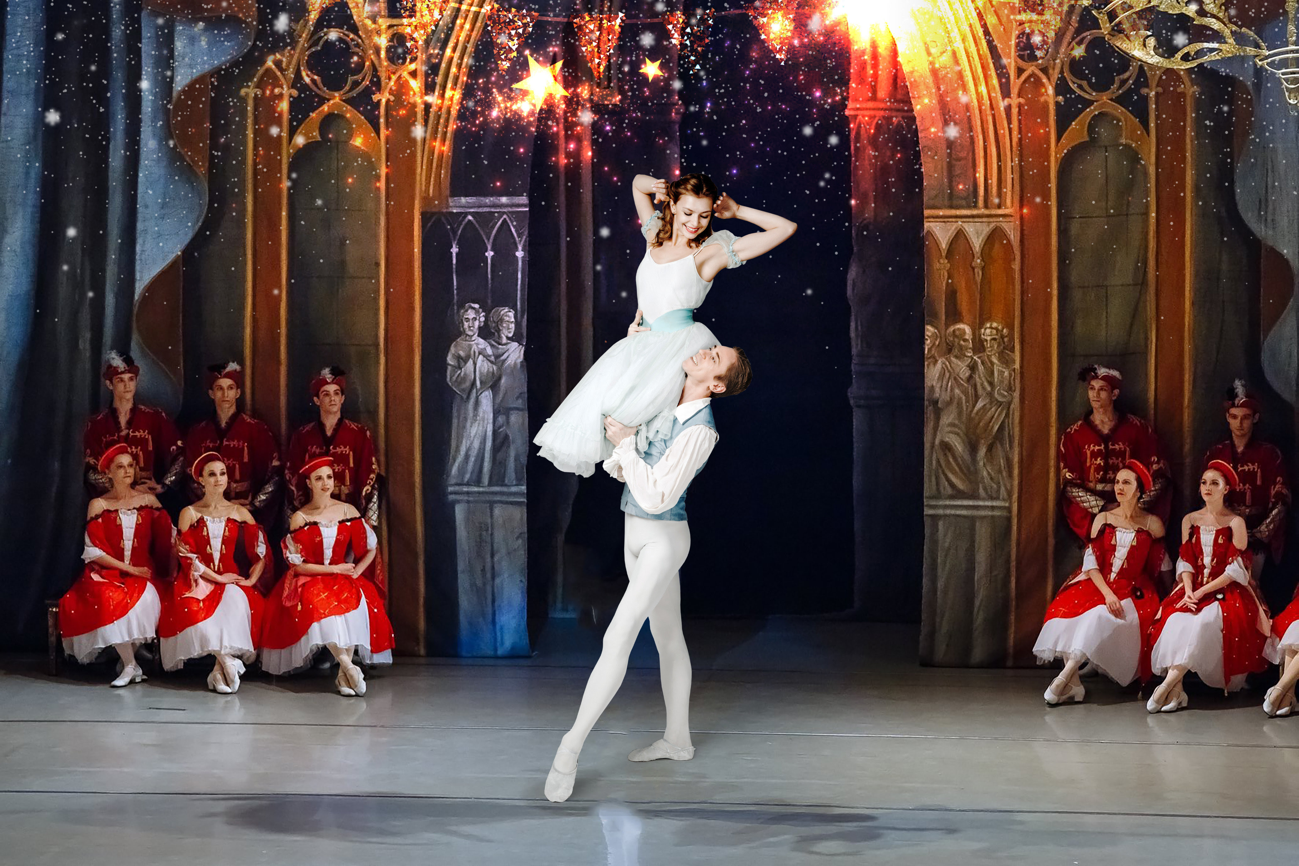 5aff748ae7f djk Music Channel: Καρυοθραύστης: Ζήστε την μαγεία του κλασικού μπαλέτου με ζωντανή  ορχήστρα