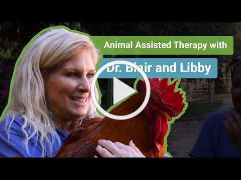 Ancillary Services - Equine Therapy with Doctor Blair and Libby