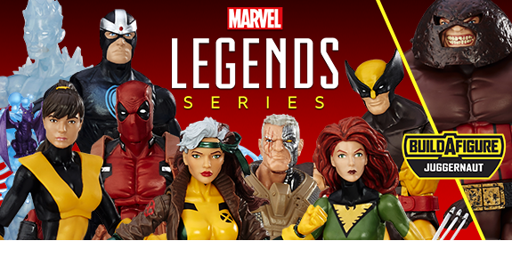 MARVEL X-MEN LEGENDS – LIMITED STOCK