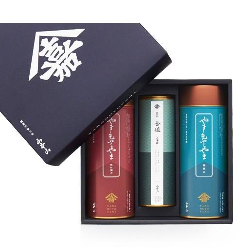 【山本山】お茶・海苔詰合せ
