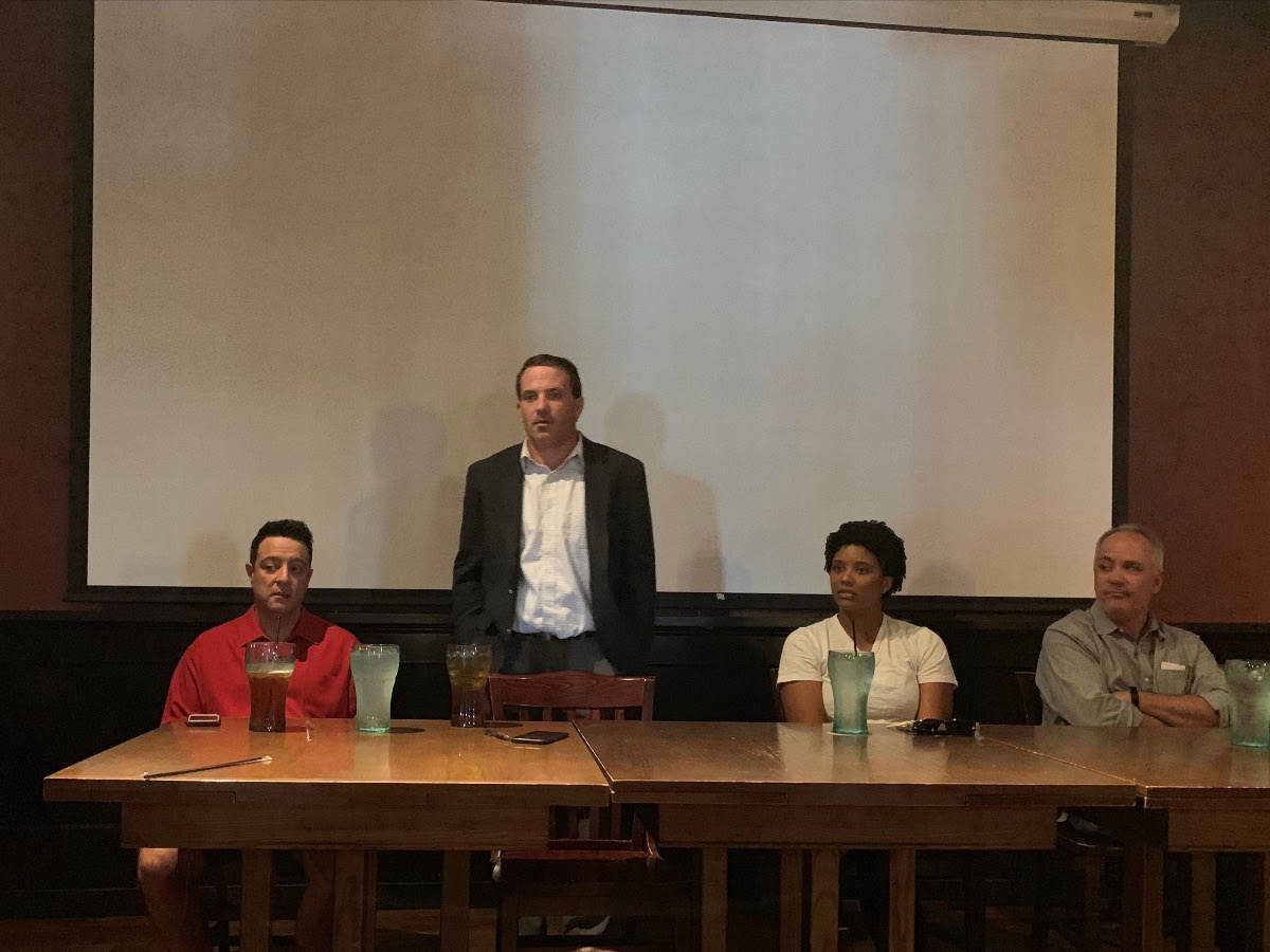 Caiaccio Law Firm Attorney Trey Chancellor participated in a panel discussion with the Atlanta Real Estate Investors Alliance (REIA) on Thursday, July 25, 2019, to discuss the ins and outs of commercial real estate investing.