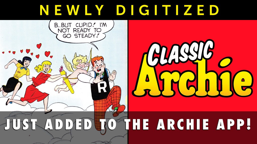 Newly Digitized Classic Archie