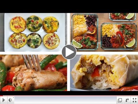 5 Meal Prep Recipes...