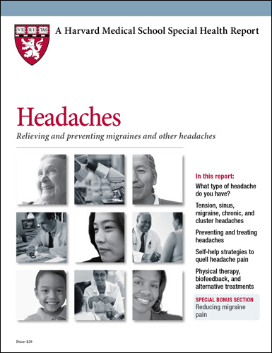 Product Page - Headaches