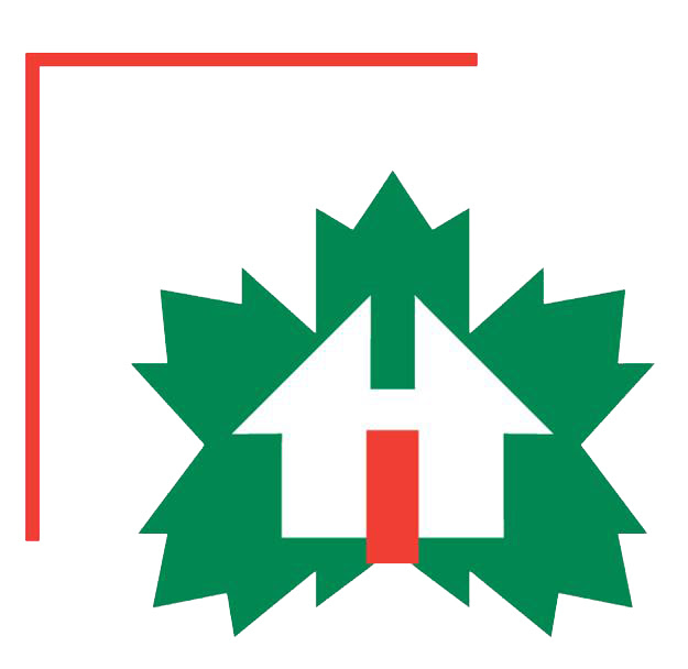 CHBA - Leaf and red line only