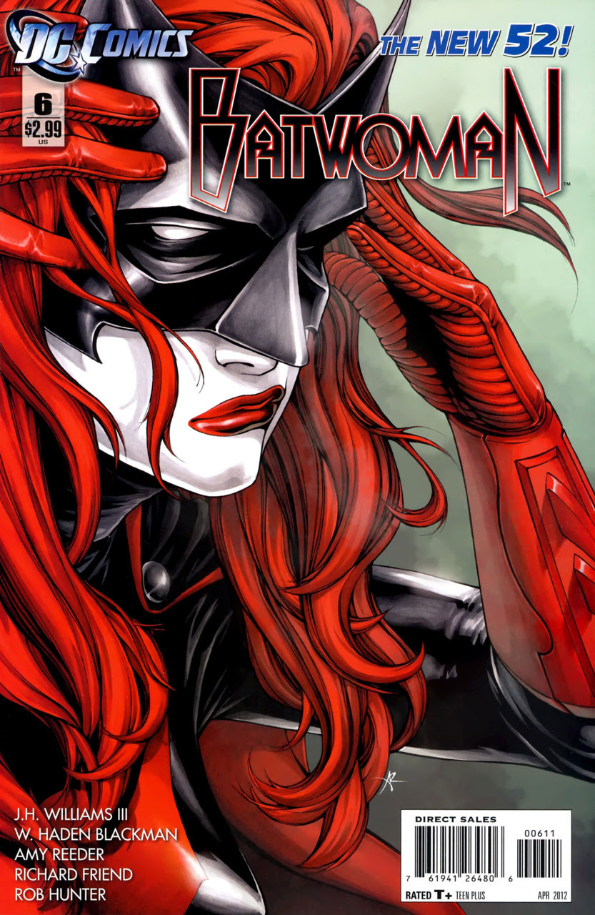 Batwoman by Amy Reeder