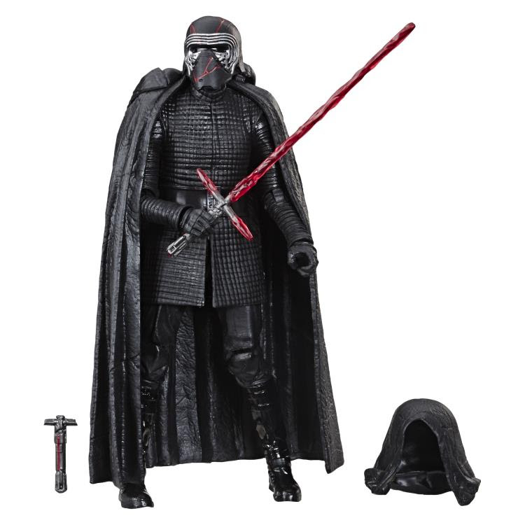 Image of Star Wars: The Black Series Wave 22 - Supreme Leader Kylo Ren