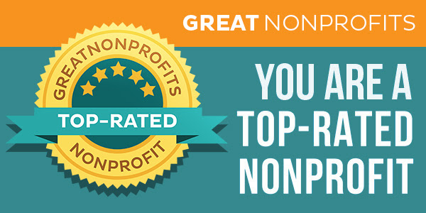 Congrats! You are a Top-Rated Nonprofit!