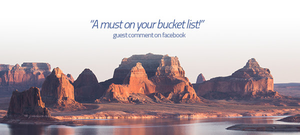 A Must on your Bucket List - Guest comment on Facebook