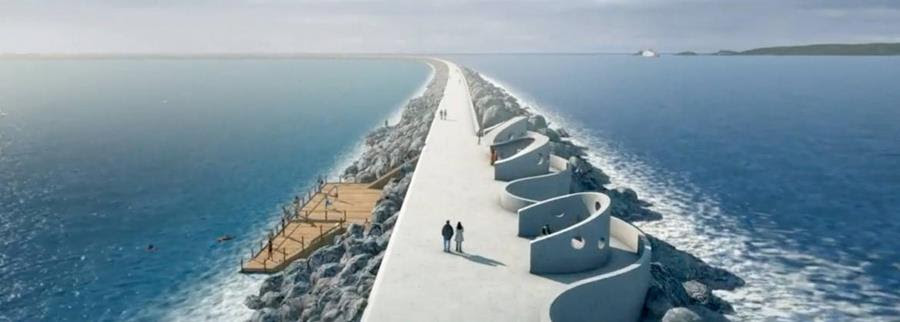 The Swansea Bay Tidal Lagoon
