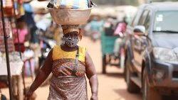 Togo. Foto de archivo