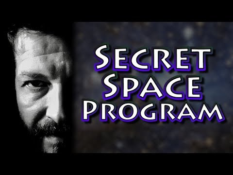 Marine in the Secret Space Program Speaks Out